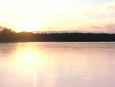 Sophienholm sunset over lake panorama4 20000221